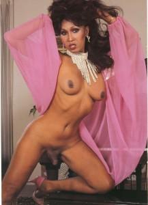 vintage shemale pornstar babe